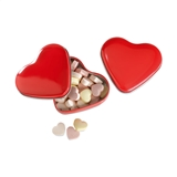 Muntjes in hartvorm